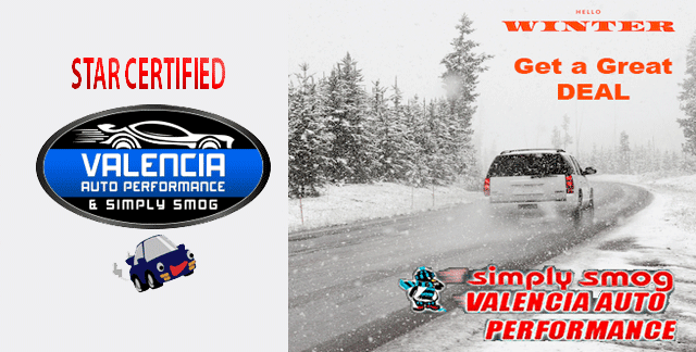 Winter SpecialValencia Auto Performance