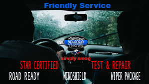 ROAD READY WINDSHIELD WIPER PACKAGE – Valencia Auto Performance