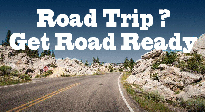 ROAD READY PACKAGE is Back By Popular Demand
