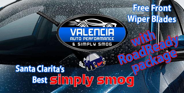 Rain, Rain and more Rain – Be ROAD READY – Valencia Auto Performance & Simply Smog