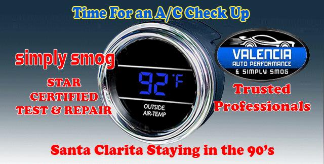 Auto A/C Repair Experts Santa Clarita