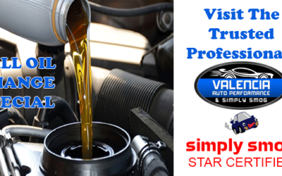 One Sweet Deal on Oil Service SCV