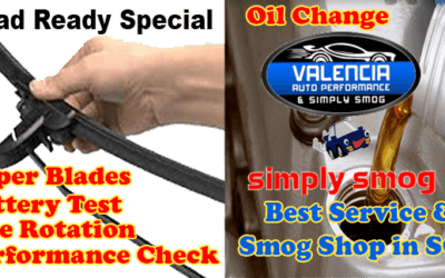Rain Next Weekend – ROAD READY PACKAGE | Valencia Auto Performance