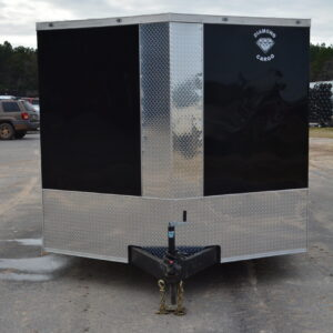tandem axle enclosed trailer