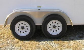 white lug rims