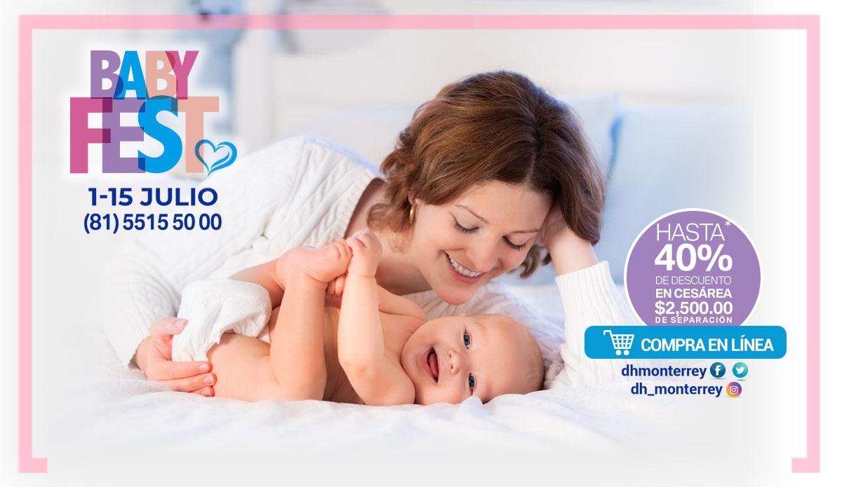 Paquetes de Maternidad Doctors Hospital Monterrey