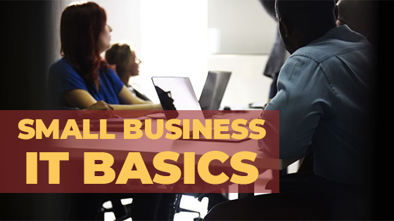 Video: Small Business IT Basics