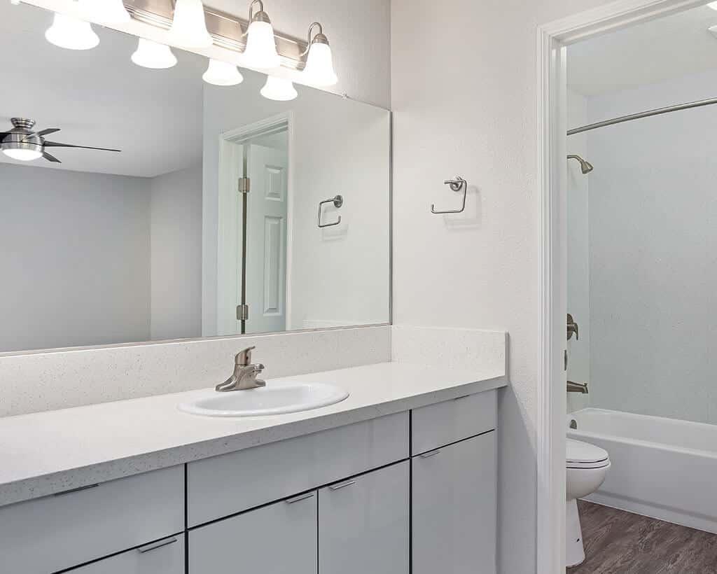 bathroom features