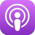 apple podcast play button