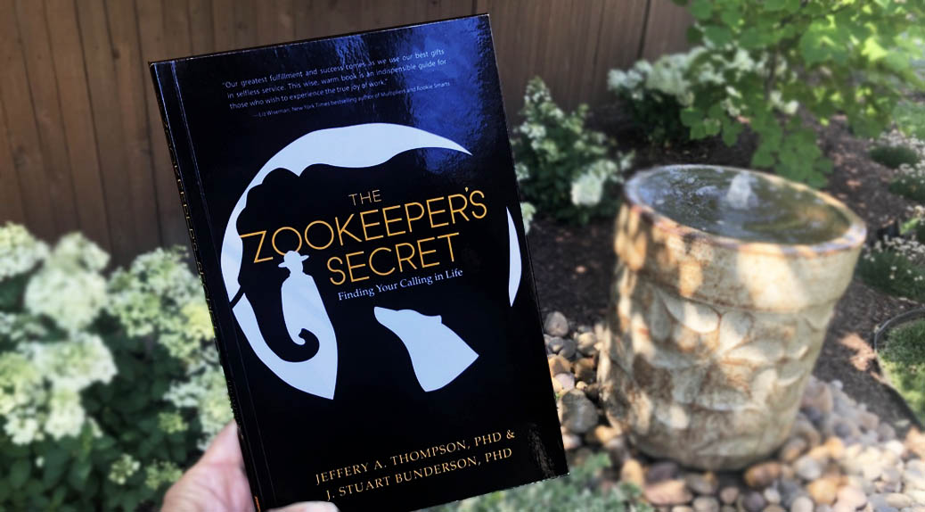 The Zookeeper's Secret book