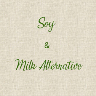 Soy & Milk Alternative