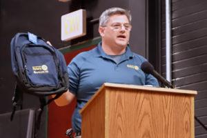 Rotary Backpacks