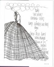 Fashion Illustration by Fashion Designers