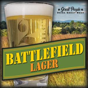RELEASE: BATTLEFIELD LAGER