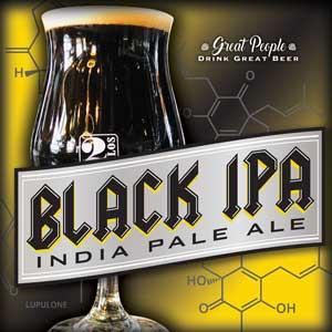 RETURN: BLACK IPA @ 2 Silos Brewing