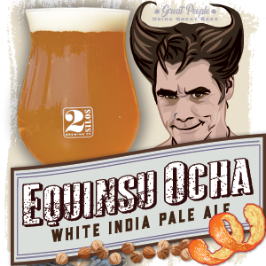 NEW: EQUINSU OCHA @ 2 Silos Brewing