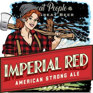 NEW: IMPERIAL RED ALE @ 2 Silos Brewing