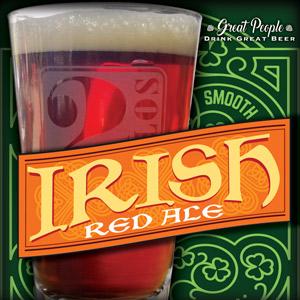 NEW: IRISH RED ALE @ 2 Silos Brewing