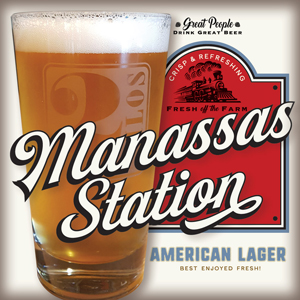 RELEASE: MANASSAS STATION @ 2 Silos Brewing