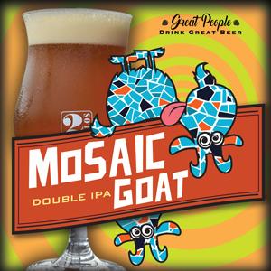 NEW: MOSAIC GOAT @ 2 Silos Brewing