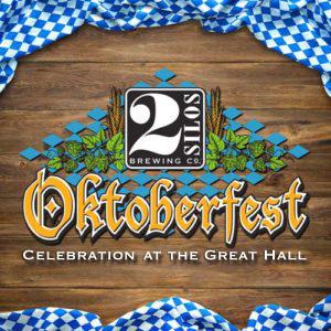 OKTOBERFEST @ The Great Hall