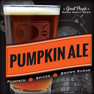 RE-RELEASE: PUMPKIN ALE