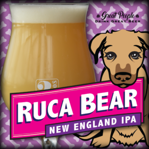 NEW BEER RELEASE: RUCA BEAR