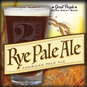 NEW: RYE PALE ALE @ 2 Silos Brewing