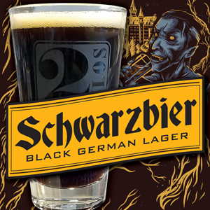 NEW: SCHWARZBIER @ 2 Silos Brewing