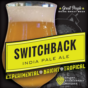 NEW: SWITCHBACK @ 2 Silos Brewing