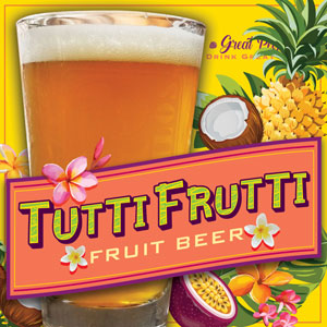 NEW: TUTTI FRUTTI @ 2 Silos Brewing