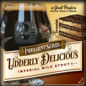 NEW: UDDERLY DELICIOUS @ 2 Silos Brewing