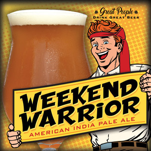 NEW: WEEKEND WARRIOR @ 2 Silos Brewing