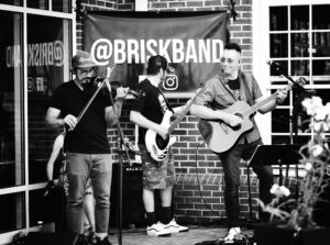 BRISK TRIO - Canceled due to weather