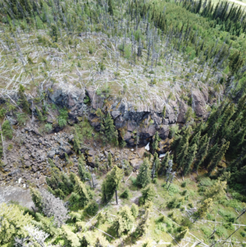 green_river_gold_quesnel_bc_british_columbia_quesnel_canada_silver_mining