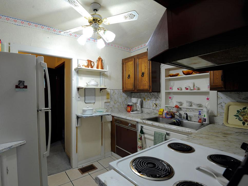 worst kitchen