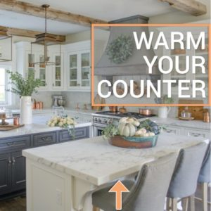 Warm Your Counter for Thanksgiving