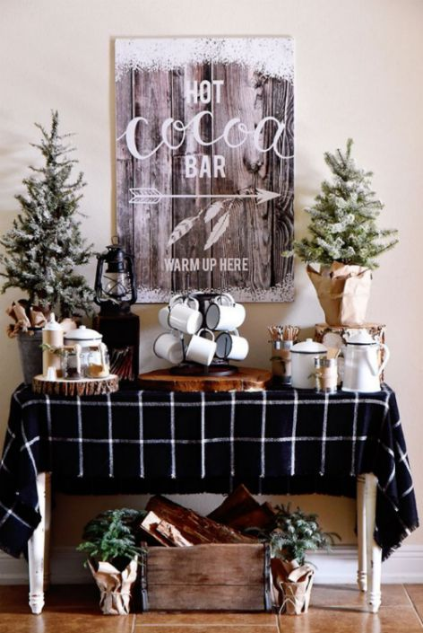 Winter Home Ideas after Christmas