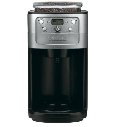 CuisineArt brand coffee grinder and maker