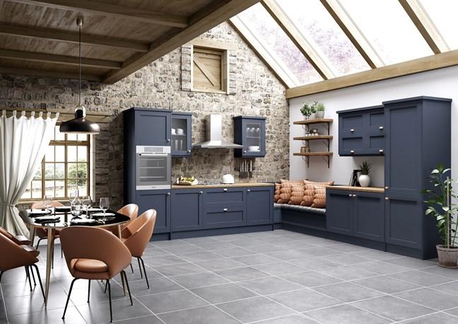 Irish style kitchen