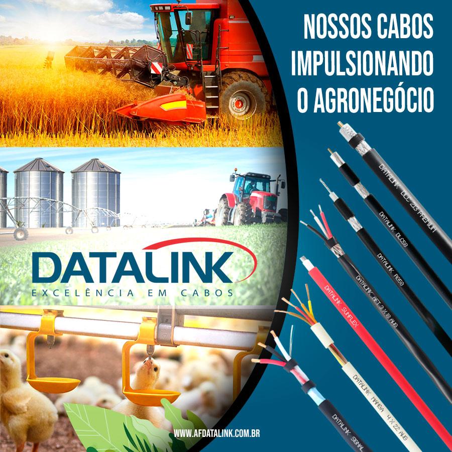 Nossos cabos impulsionado o mercado do agronegócio: