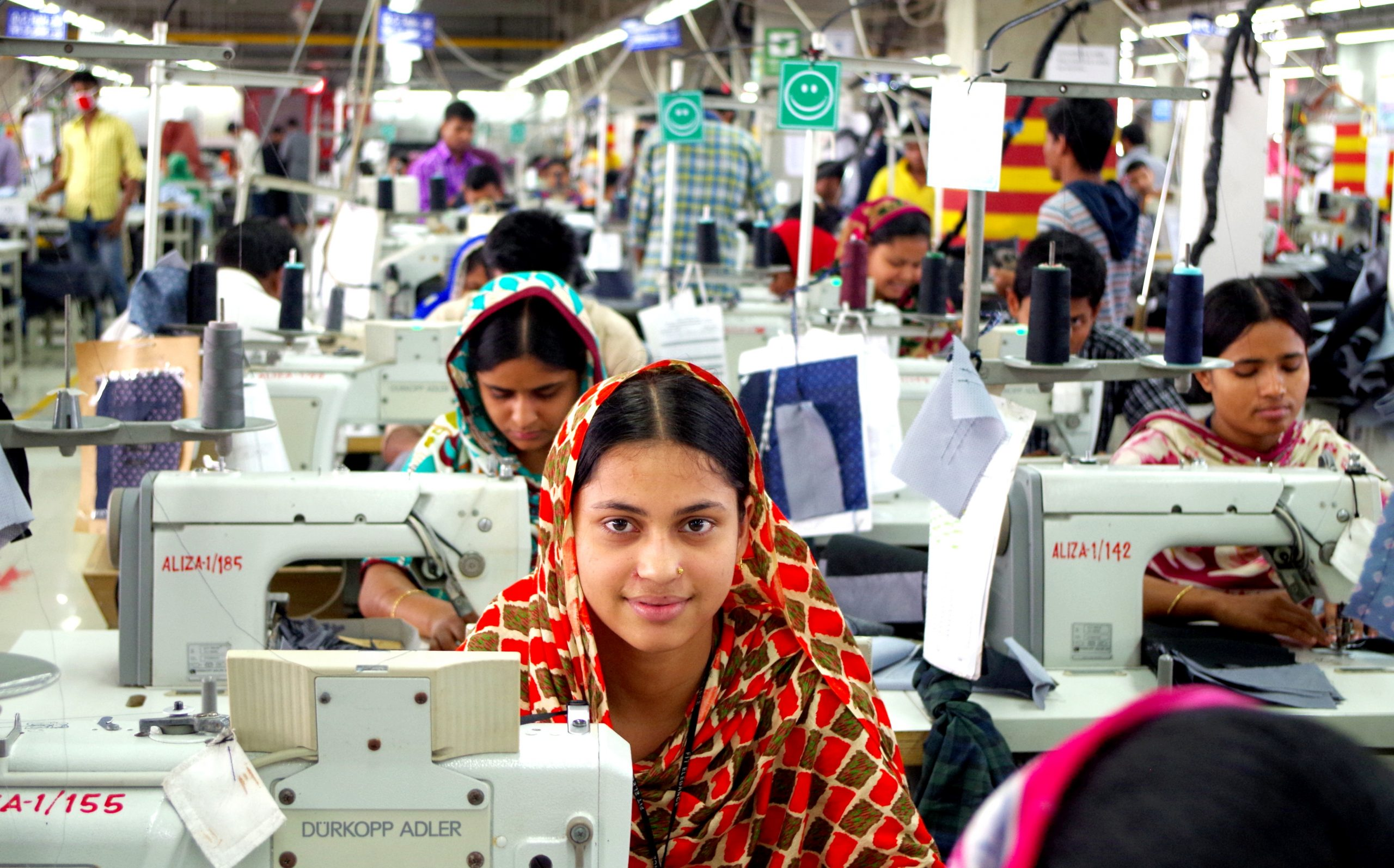 Garment workers in a COVID-19 world: Re-inventing a broken system