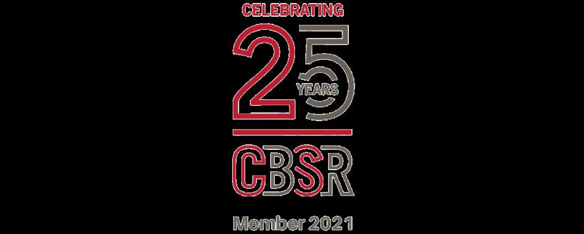 CBSR member badge
