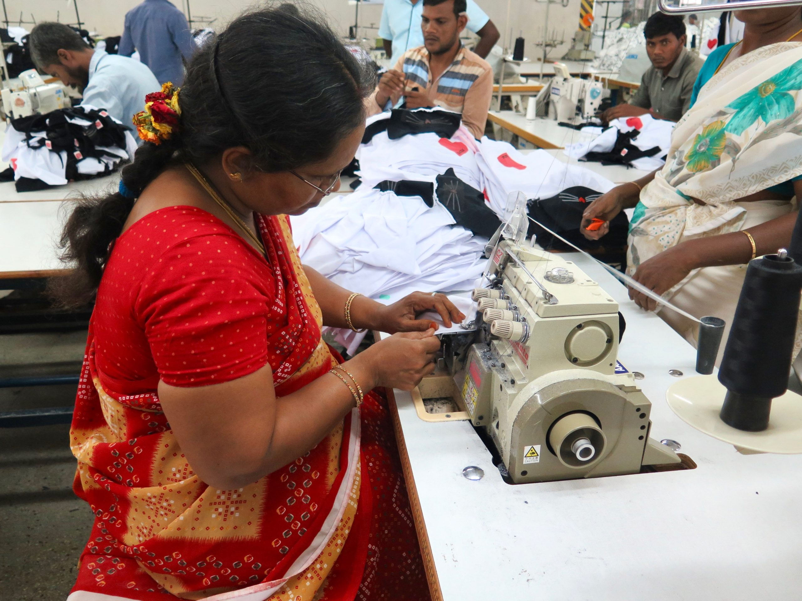 SpotOn:  Uncovering worker conditions in the textile and garment sector