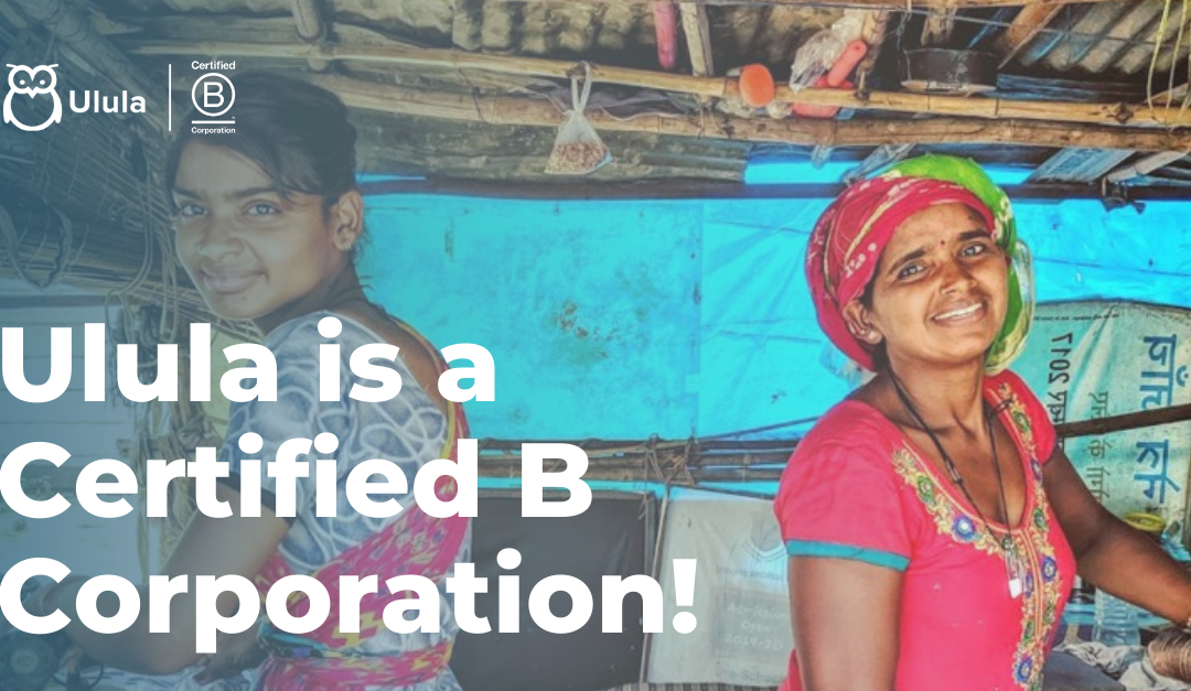 Building Better Businesses: What Becoming B Corp Means to Us