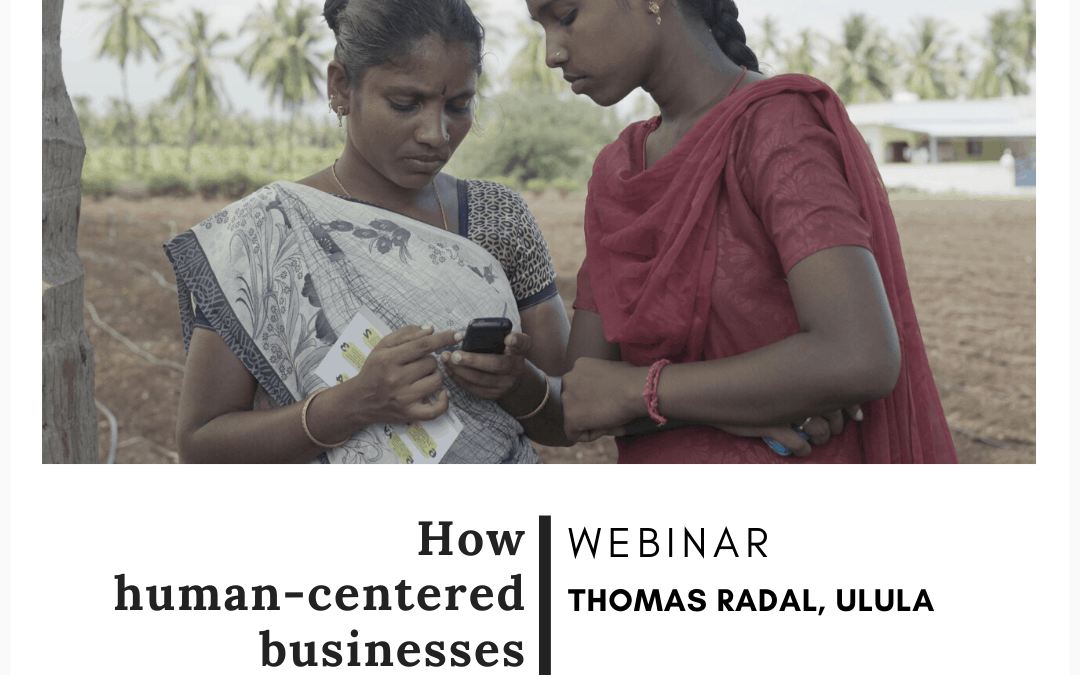 Webinar Recap: How human-centered businesses are more resilient during crisis