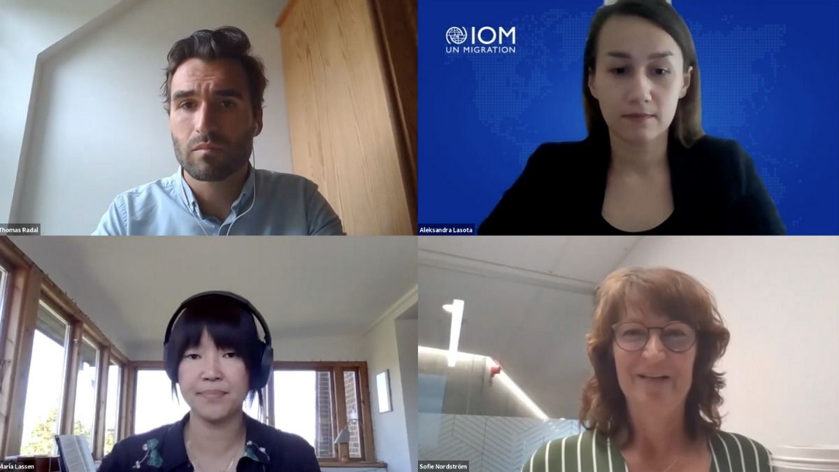 Webinar: Implementing digital solutions to address migrant workers risks