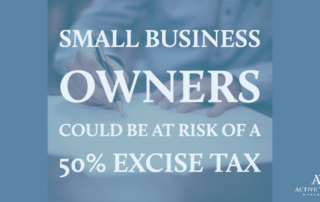 Business owners should be smart with their defined-benefit plans and not let it become overfunded!