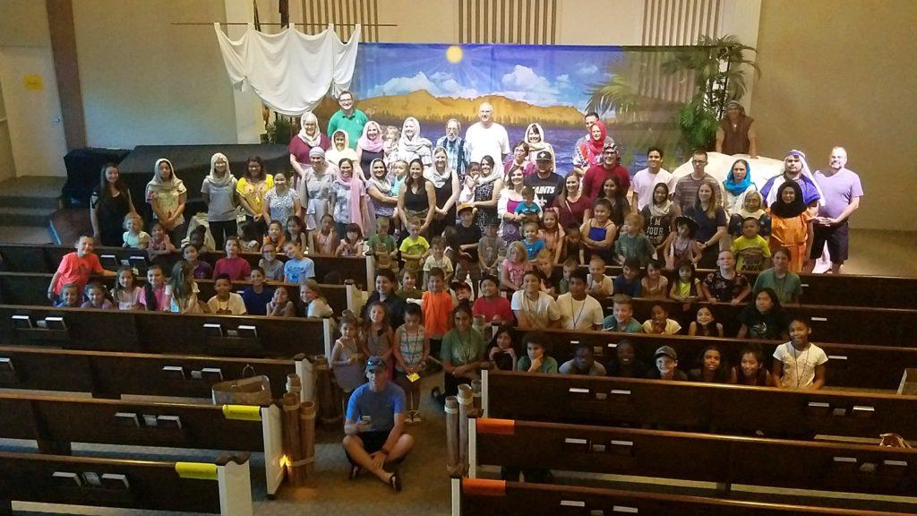 Hanford, CA Vacation Bible School VBS