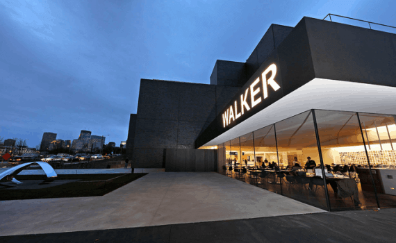 Walker Art Center Foodservice Consultant